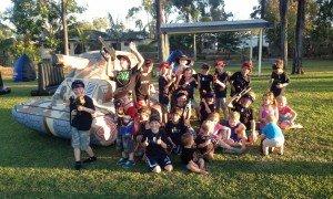 Adventure Games, Townsville, Kids fun