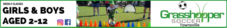 kids junior football townsville